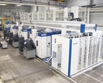 五轴加工中心【自动化生产线】